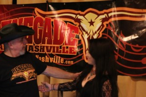 JILLIAN KOHR W/ CAPTAIN JACK OF RENEGADE RADIO NASHVILLE, LIVE INTERVIEW @ THE FONTANEL - NASHVILLE, TN #RENEGADERADIO #JILLIANKOHRMUSIC #INDEPENDENTCOUNTRYMUSIC #FEMALEARTISTOFTHEYEAR #NOMINEE
