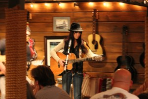JILLIAN KOHR LIVE @ THE BOATHOUSE - FRANKLIN, TN