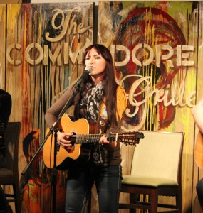 JILLIAN KOHR @ THE COMMODORE GRILLE - NASHVILLE, TN 11/14/13 #JILLIANKOHRFUN