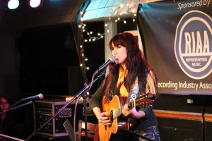 @ THE BLUEBIRD CAFE - NASHVILLE, TN 11/18/13 #JILLIANKOHR #ROCKIN #COUNTRYMUSIC