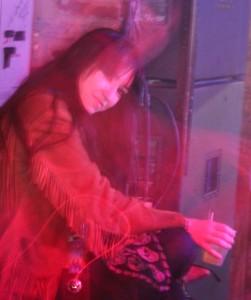 JILLIAN KOHR LIVE @TOOTSIE'S ORCHID LOUNGE - NASHVILLE, TN USA 12/07/13 #PSYCHEDELIC #GROOVY