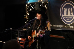 JILLIAN KOHR LIVE @ THE BLUEBIRD CAFE - NASHVILLE, TN 01/13/14