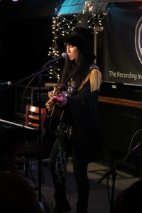 JILLIAN KOHR PERFORMING LIVE @ THE BLUEBIRD CAFE 01/13/14 #PEAVE #LUV #MUSIC